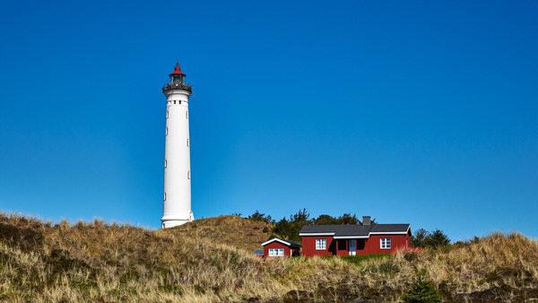 Lyngvig Leuchtturm