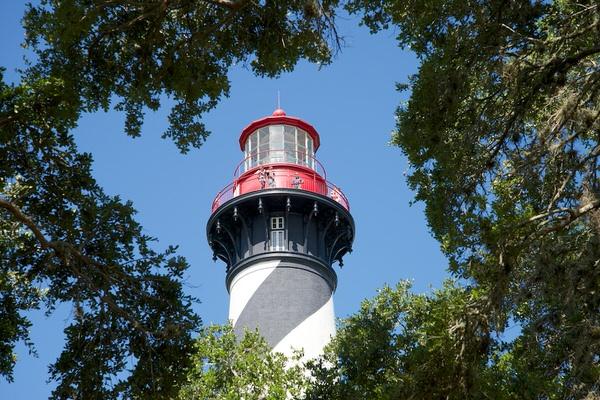 Leuchtturm von St. Augustine