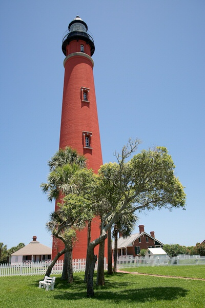 Leuchtturm, Ponce Inlet