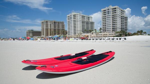 Strandleben, Clearwater Beach