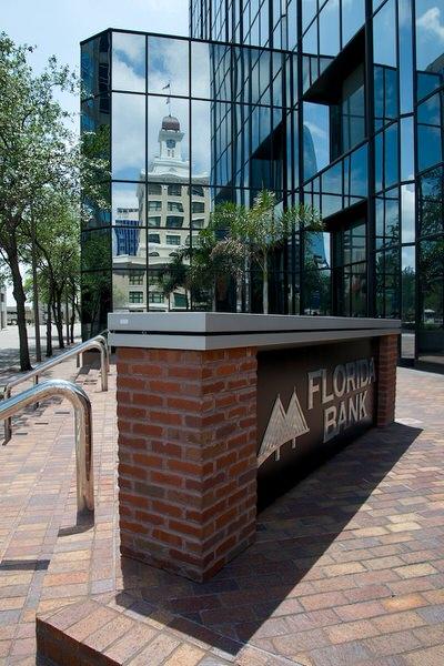 Im Bankenviertel von Tampa