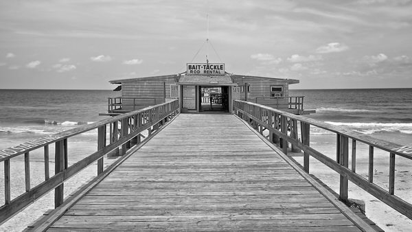 Anglerpier, Redington Shores
