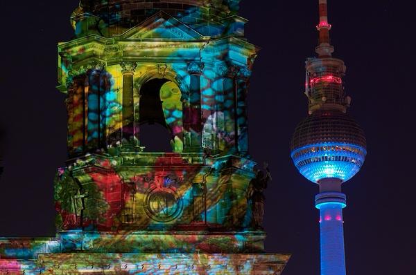 Berliner Dom und Alex