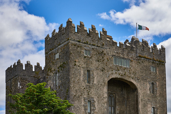 Bunratty Castle bei Limerick