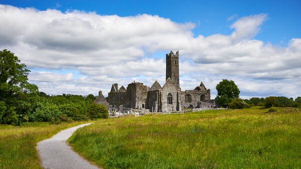 Quin Abbey bei Ennis