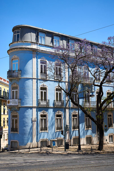 Häuserfront in der Altstadt