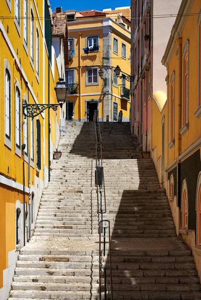 Treppe in der Altstadt