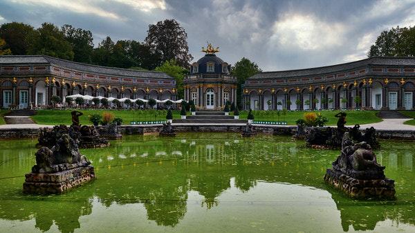 Altes Schloss Eremitage in Bayreuth