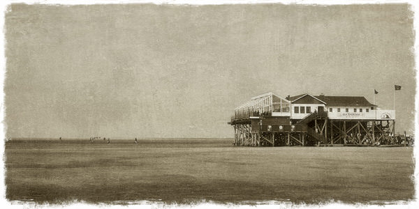 "Strandbar ""Die Seekiste"""