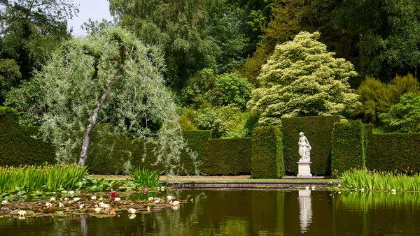 Knightshayes Garden