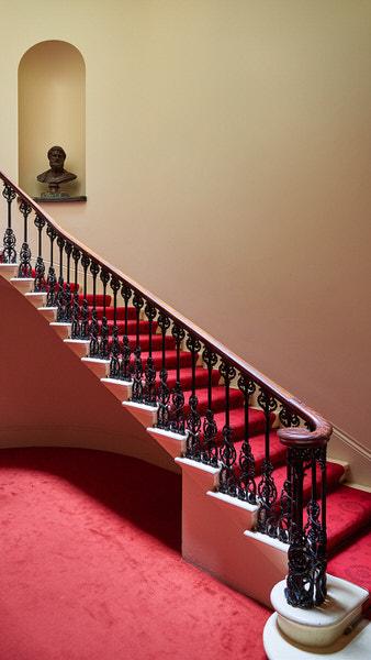 Treppe im Osborne House