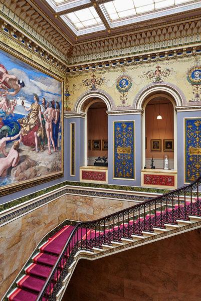 Treppenhaus im Osborne House