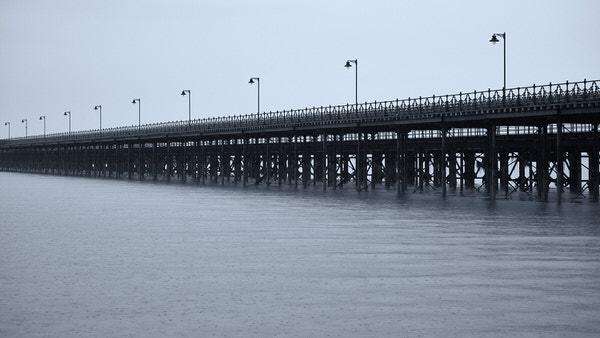 Pier in Ryde, Isle of Wight